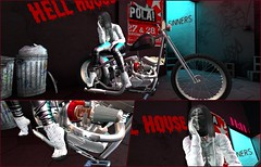 Hell House collage