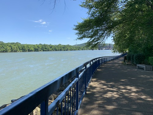 Tennessee Riverwalk, Chattanooga, TN
