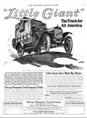 1916 Little Giant Model No. 15 Delivery Truck