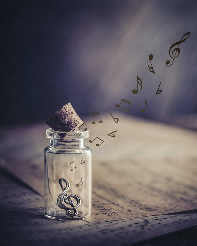 Life is a song. Love is music.