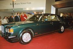 Car Show Rolls Royce