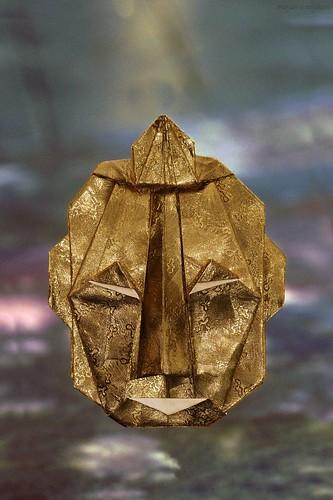 Origami Buddha (Eric Kenneway)