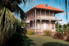 Maison coloniale Zevallos, Le Moule, Guadeloupe - (2/3)