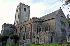 Berry Pomeroy, Devon - Church of St Mary