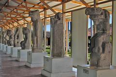 Art précolombien (musée du couvent San Francisco, Granada, Nicaragua)