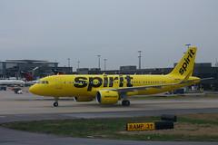 Spirit N917NK: Airbus A320