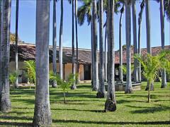 L'ancien couvent San Francisco (Granada, Nicaragua)