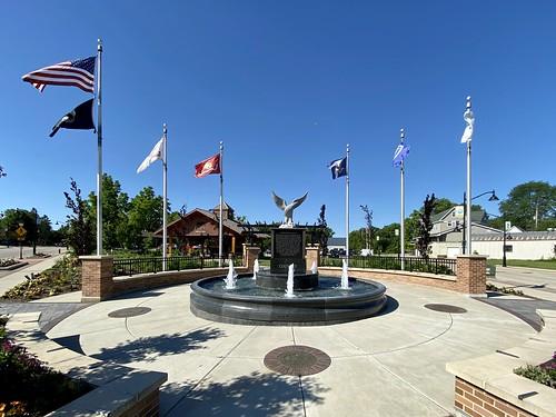 06-12-2020 Ride Veterans Memorial - Verona,WI
