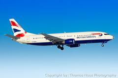 British Airways, G-DOCS