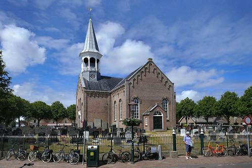 Terschelling: Midsland church