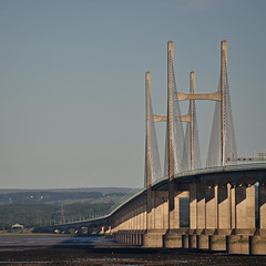 UK - Bristol - Second Severn Crossing