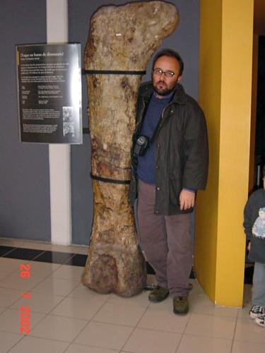 2002 Trelew fèmur