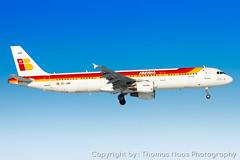 Iberia, EC-JDR