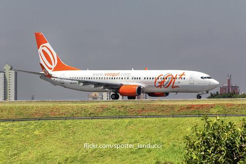 Boeing 737-800 | PR-GTG