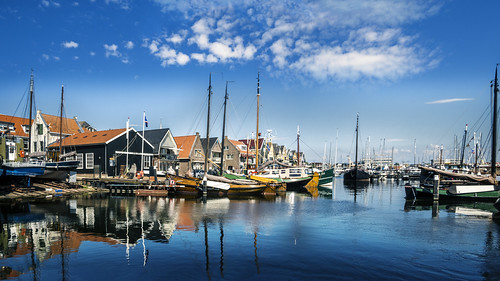 Harbour of Urk 2020
