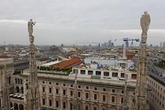 Rooftops @ Duomo di Milano @ Milan
