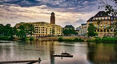 an der Ruhr ...