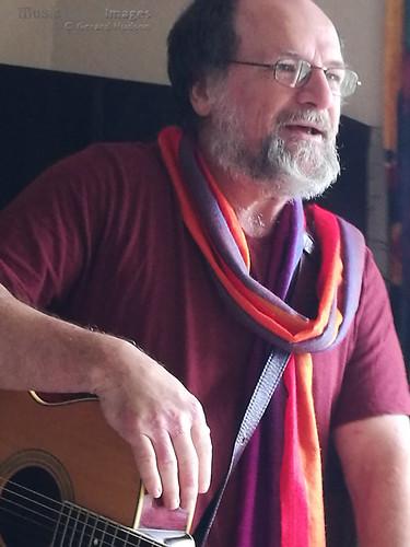 Martin Pearson in NZ-1