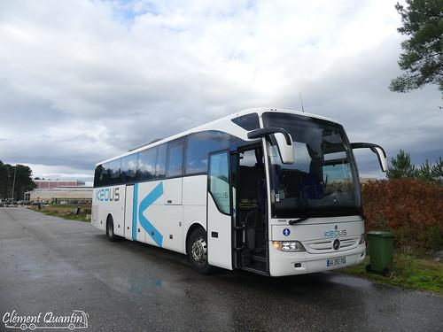 MERCEDES-BENZ Tourismo M - 096028 - Keolis Cars de Bordeaux