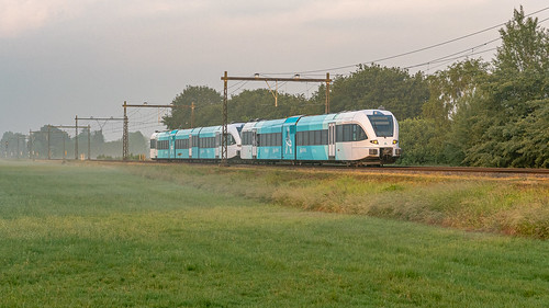 Eefde Arriva (Noord) GTW 231-327  Leeuwarden