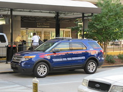 Atlanta Police - Ford Explorer