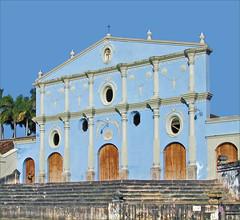 L'église San Francisco (Granada, Nicaragua)