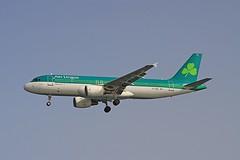 EI-GAL A320 Aer Lingus Arrecife 07-03-2020