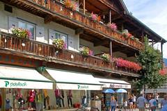 Oberammergau - Dorfstraße (30) - Shoppingmeile