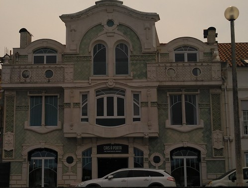 Arquitecura en Aveiro (Portugal)