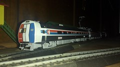 Amtrak Metroliner Parlor Car 886
