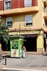 Kiosk - Carrer de la Ciutat de Mula Valencia