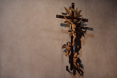 Crucifix @ Basilica di Sant'Eustorgio @ Milan