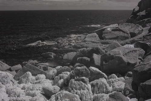 rocks at Bulloch harbour