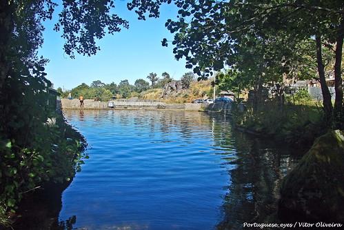 Piscina Natural da Gralheira - Portugal 🇵🇹