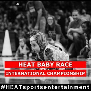 HEAT BABY RACE HSE2020