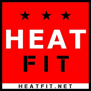 H E A T FIT logo RED 2020