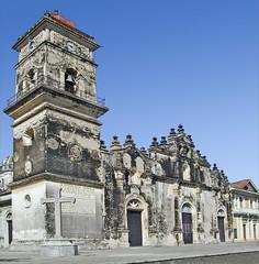 L'église de la Merced (Granada, Nicaragua)