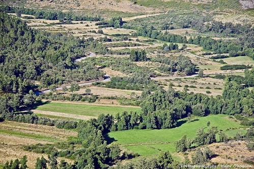Vista do Miradouro de Santa Bárbara - Almofala - Portugal 🇵🇹
