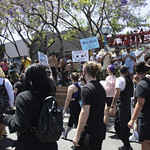 LA Pride BLM March and Honey Yellow Hortns-326