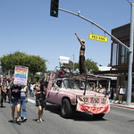 LA Pride BLM March and Honey Yellow Hortns-322