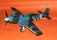 Accurate Miniatures 1/48 scale North American Mustang Mk.Ia.