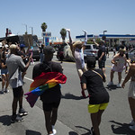LA Pride BLM March and Honey Yellow Hortns-293