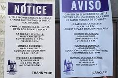 Corona virus lockdown - San Antonio, TX