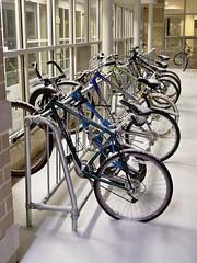 Bicycles at Potomac Hall [01]