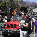 LA Pride BLM March and Honey Yellow Hortns-330