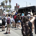 LA Pride BLM March and Honey Yellow Hortns-294
