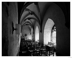 A former monastery