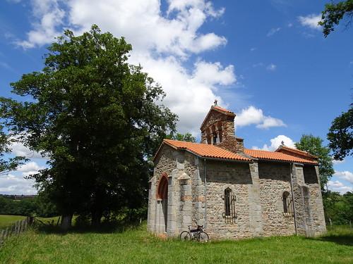 chapelle de St Georges de Baroille