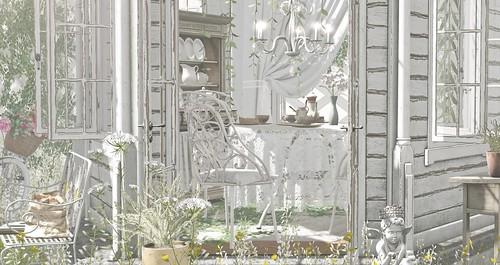 Victorian Garden Set....