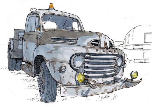 Ford, à Herve